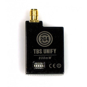 TBS Unify 2.4 GHz 800mW Video Transmitter