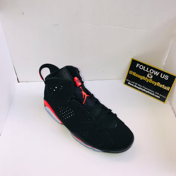 Air Jordan  Black Infrared 6 2019