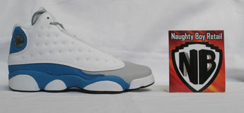 "Air Jordan 13 GS ""Italy Blue"""