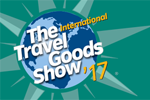 The BEST BOOTH in the 2017 International Travel Goods Show! :p Travel in style, all year round!