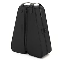 LIGHT FLIGHT • Prague • Travel Footwear Bag in black - Portable Boot Bag in black