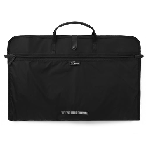 LIGHT FLIGHT • Florence • Lightweight Nylon Foldable Clothing Bag - Garment Folder for Suits, Dresses and Shirts