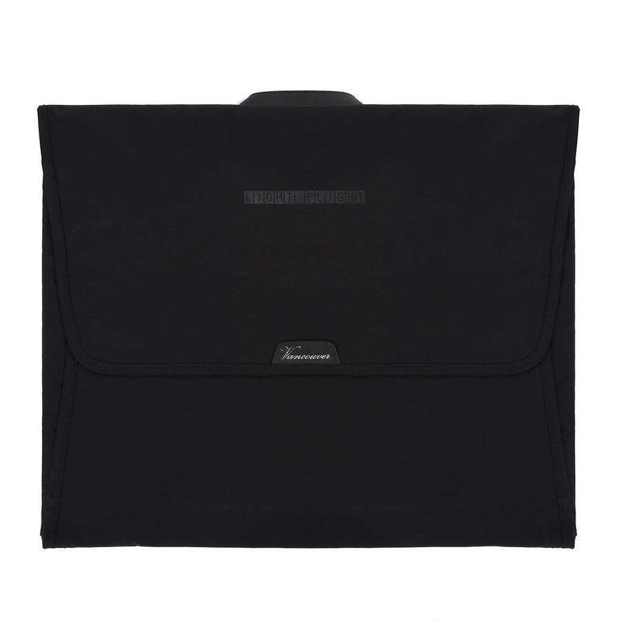 Vancouver • Travel Packing Folder, Anti-wrinkle Garment Bag with 15.7 inch Folding Board Black