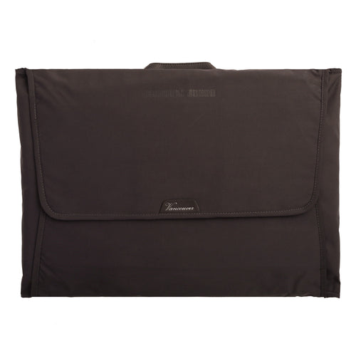 LIGHT FLIGHT • Vancouver • Travel Packing Folder, Anti-wrinkle Travel Garment Bag with 15.7 inch Folding Board Brown