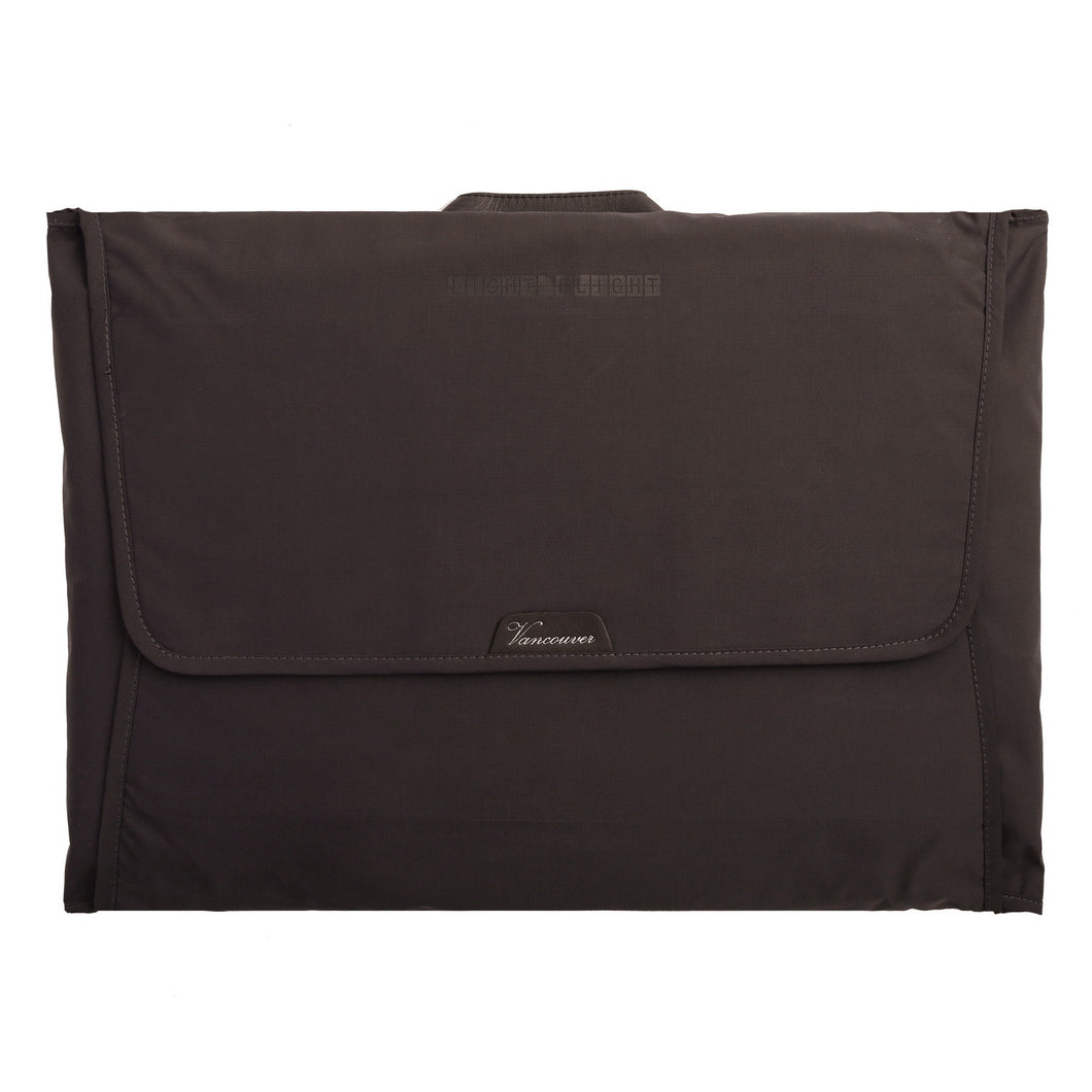 Vancouver • Travel Packing Folder, Anti-wrinkle Garment Bag with 15.7 inch Folding Board Brown