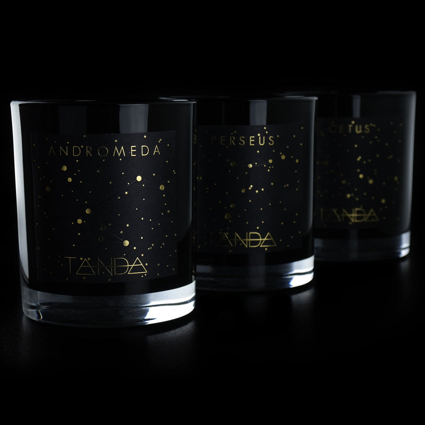 Constellations Collection - ANDROMEDA - TÄNDA