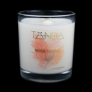 Native Florals Candle