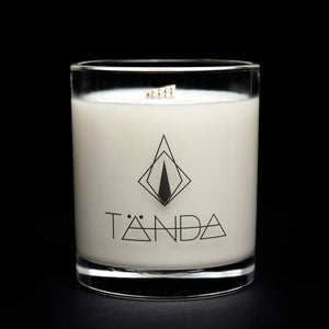 ONE OFF FRAGRANCE - Medium Soy Candle - TÄNDA