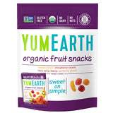 Yum Earth Organic Fruit Snack Pack Confectionery