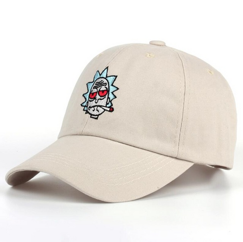Stoner Rick Dad Cap *Free Shipping* - Dank Meme Merch