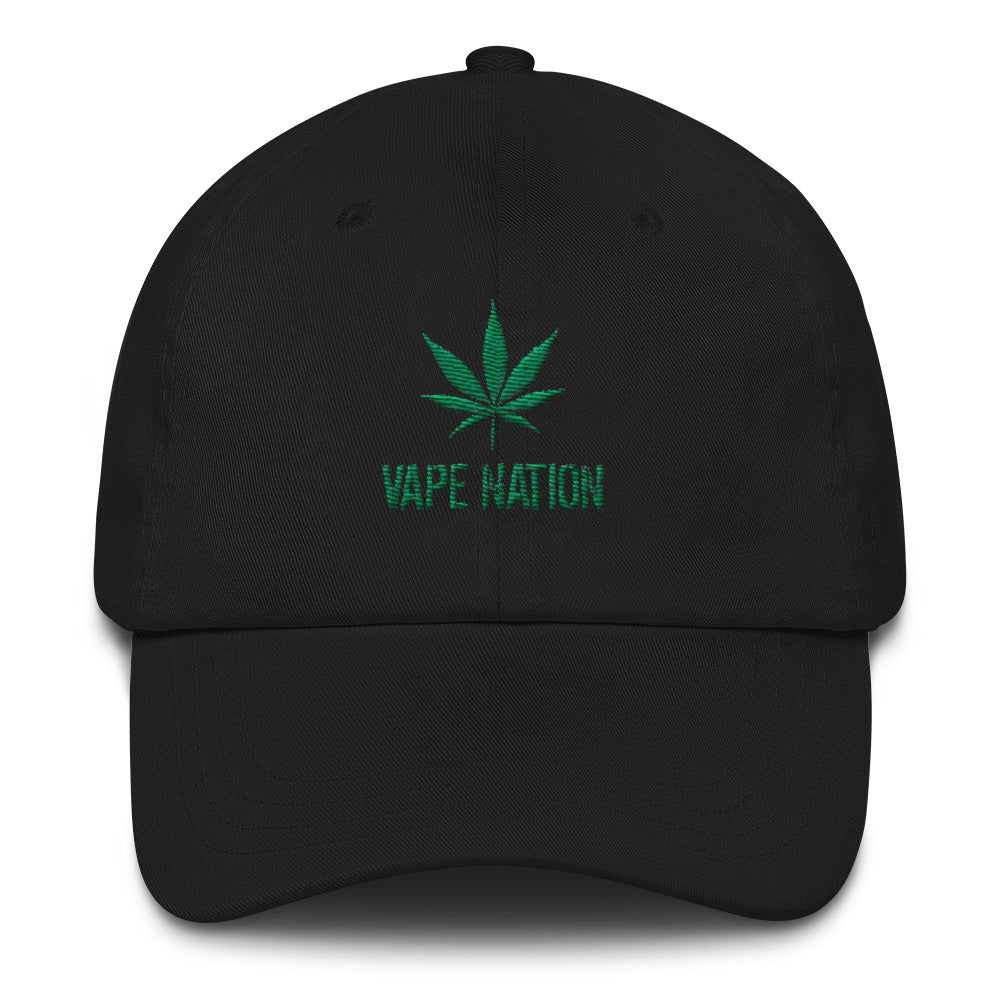 Vape Nation Dad Cap - Dank Meme Merch