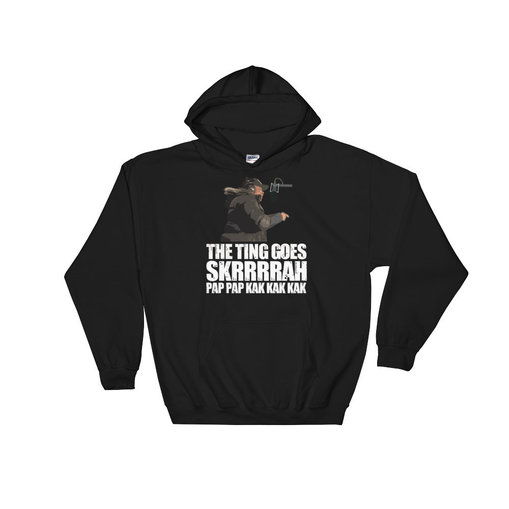 Mans Not Hot Meme Hoodie - Dank Meme Merch