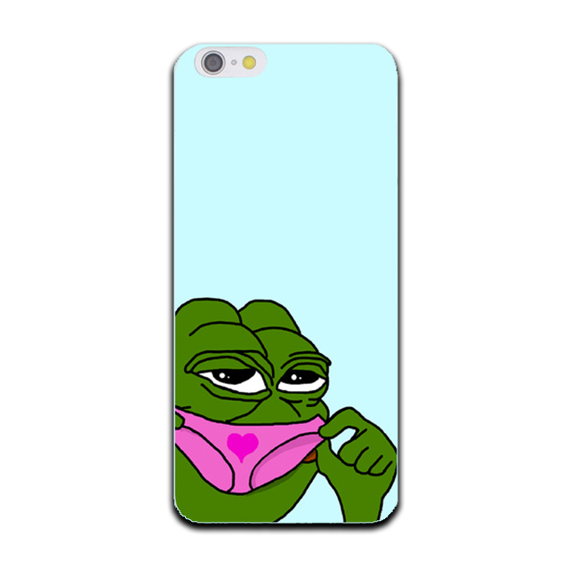 Pepe Panties Phone Case - Dank Meme Merch