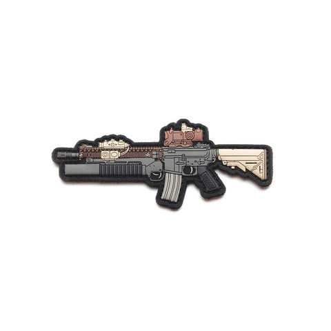 M4A1 Block II M203 Patch