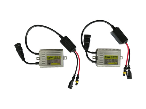 Slim 55w Ballasts Digital