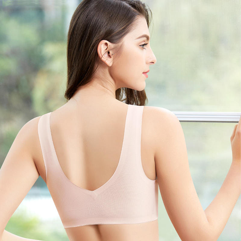 *All Day Cooling&Comfort* Wire-Free Lift and Support Reshape Bra