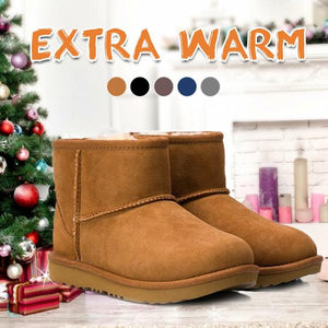 EXTRA-WARM WATERPROOF 【HOT SALE BOOTS】