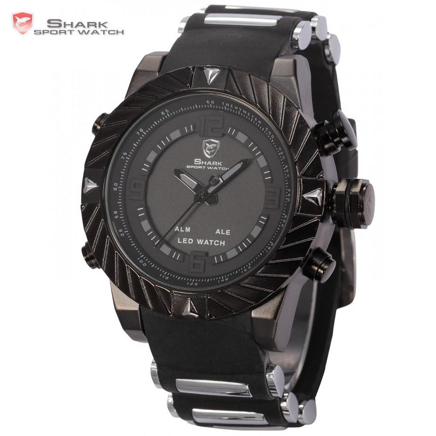 Goblin Shark Sport Watch Black