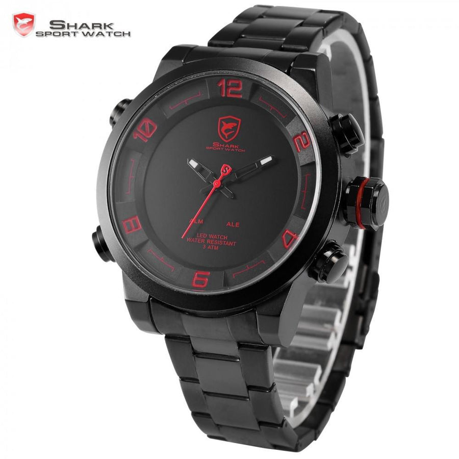 Gulper Shark 2 Sport Watch Black/Red