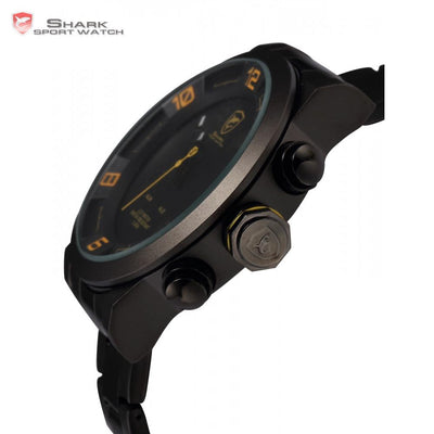 Gulper Shark 2 Sport Watch Black/Yellow