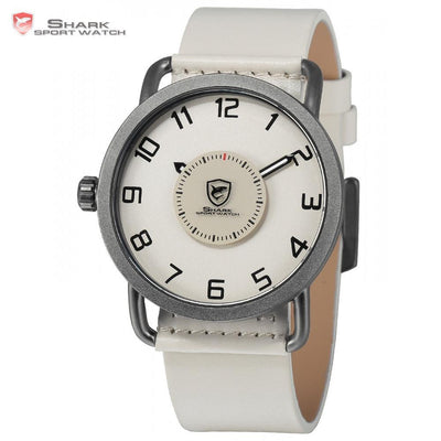 Men Watch - Caribbean Rough Shark Sport Watch Beige