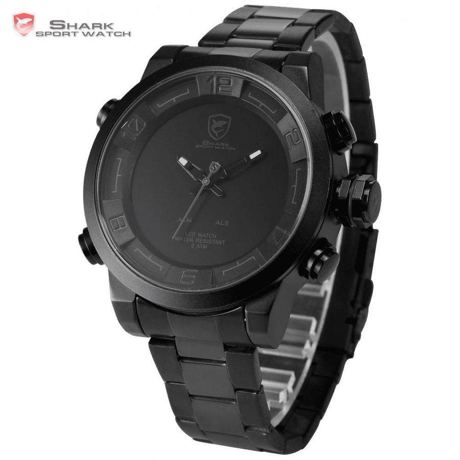 Gulper Shark 2 Sport Watch Black