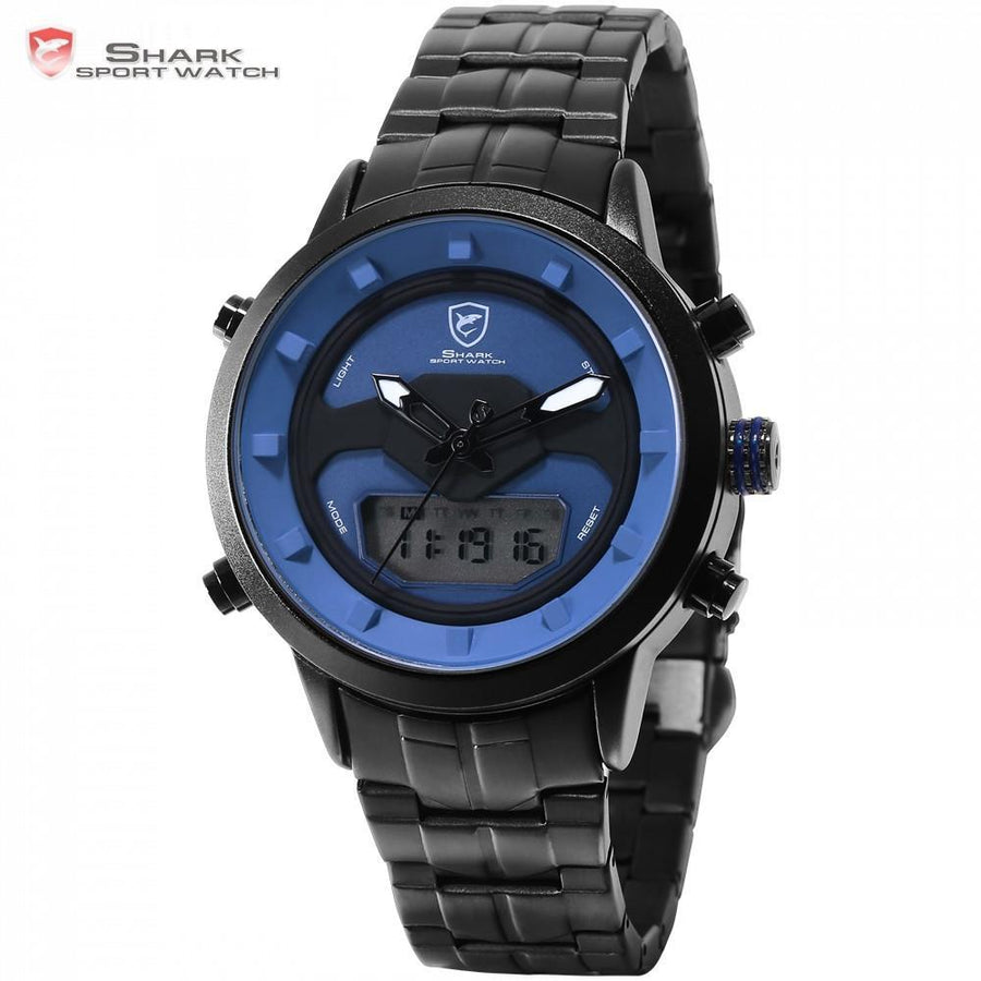 Men Watch - Requiem Shark 2 Sport Watch Blue