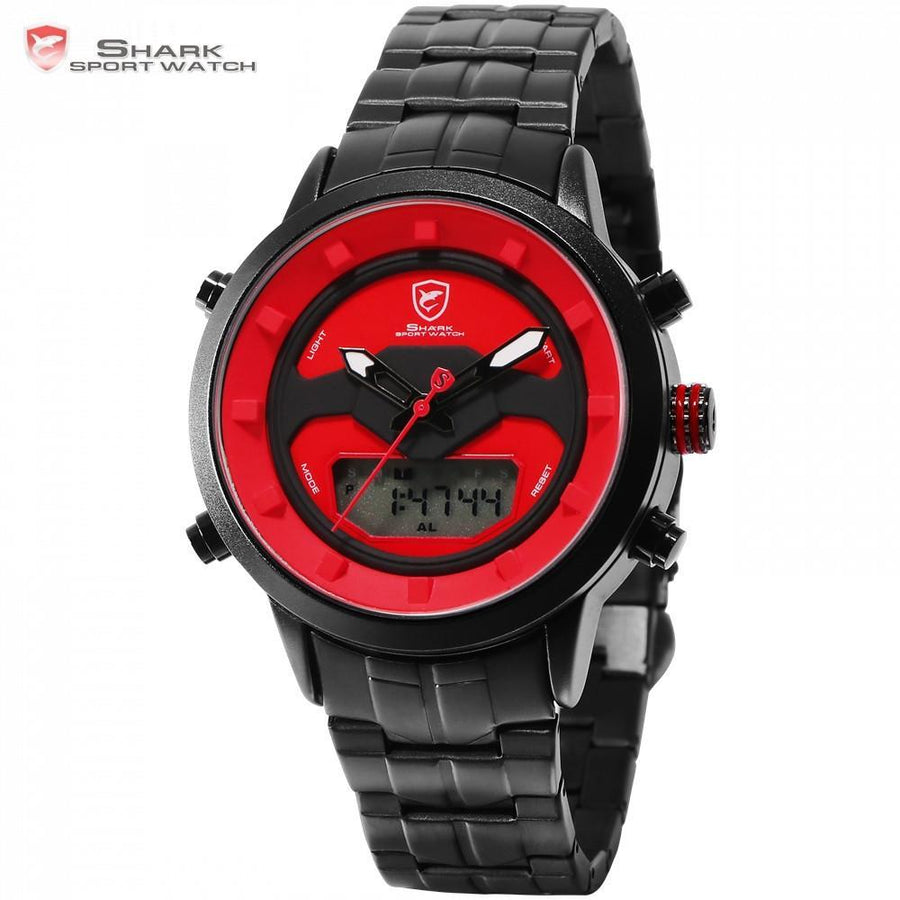 Men Watch - Requiem Shark 2 Sport Watch Red