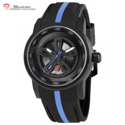 Men Watch - Thresher SHARK 2 Sport Watch Blue