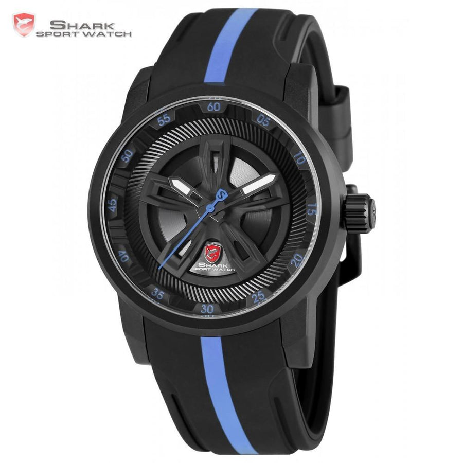 Thresher SHARK 2 Sport Watch Blue