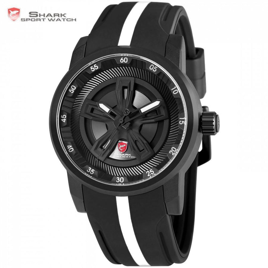 Men Watch - Thresher SHARK 2 Sport Watch White