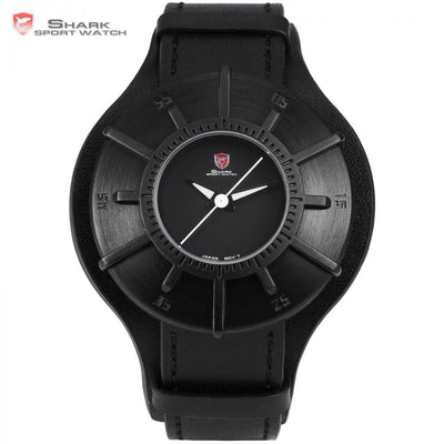 Silky Shark Sport Watch Black/Grey