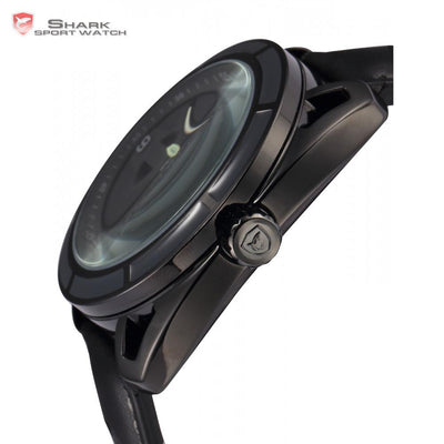 Thresher Shark Sport Watch Black