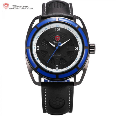 Thresher Shark Sport Watch Blue