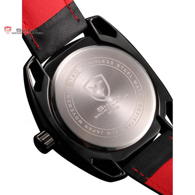 Thresher Shark Sport Watch Red