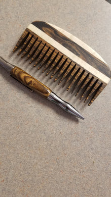 Comb and Pen Combo