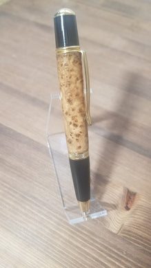 Black Ash Burl on a Twist Pen