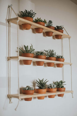 3 Tier Hanging Shelves