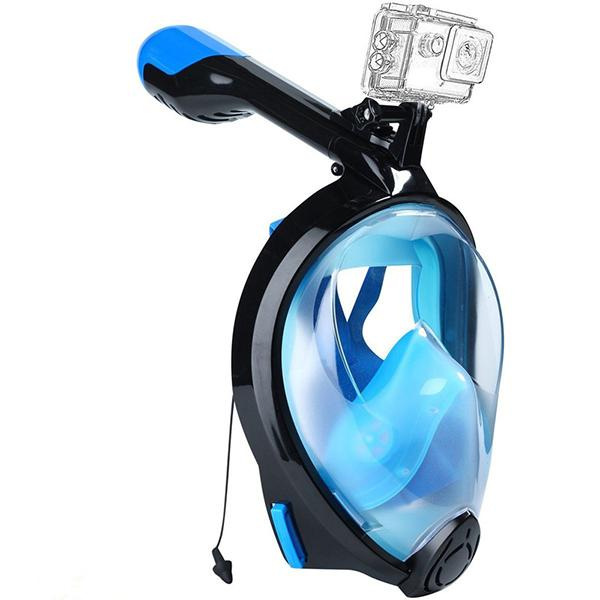 180° Sea View Full Face Snorkel Mask-Outdoors & Sports-Prime4Choice.com-Blue-