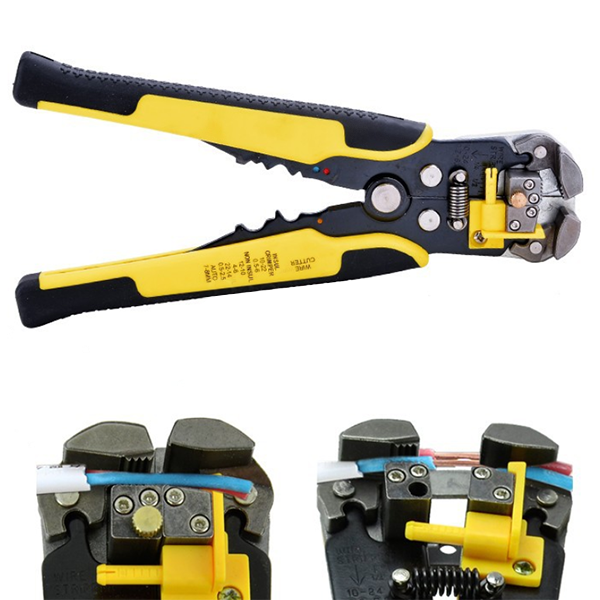 3-in-1 Automatic Wire Stripper Crimping Pliers-Home Tools-Prime4Choice.com-