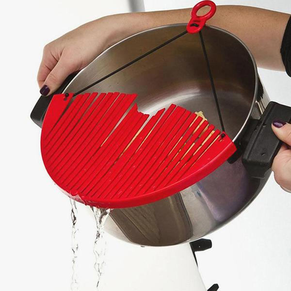 All-fit Pot Strainer-Kitchen & Dining-Prime4Choice.com-