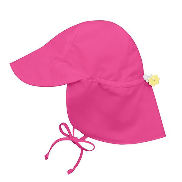 Baby Flap Sun Protection Swim Hat-Hats-Prime4Choice.com-Pink-