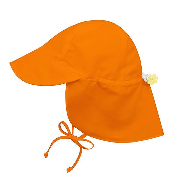 Baby Flap Sun Protection Swim Hat-Hats-Prime4Choice.com-Yellow-