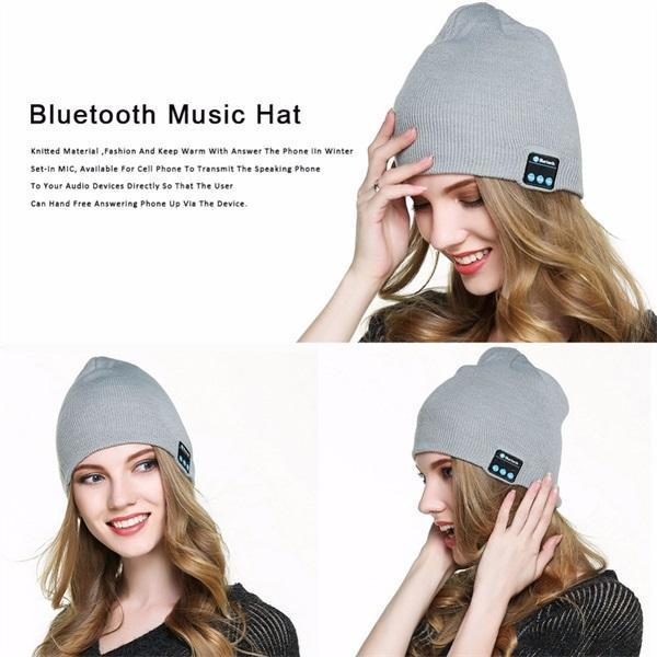 Bluetooth Headphone Hat-Cell Phone Accessories-Prime4Choice.com-