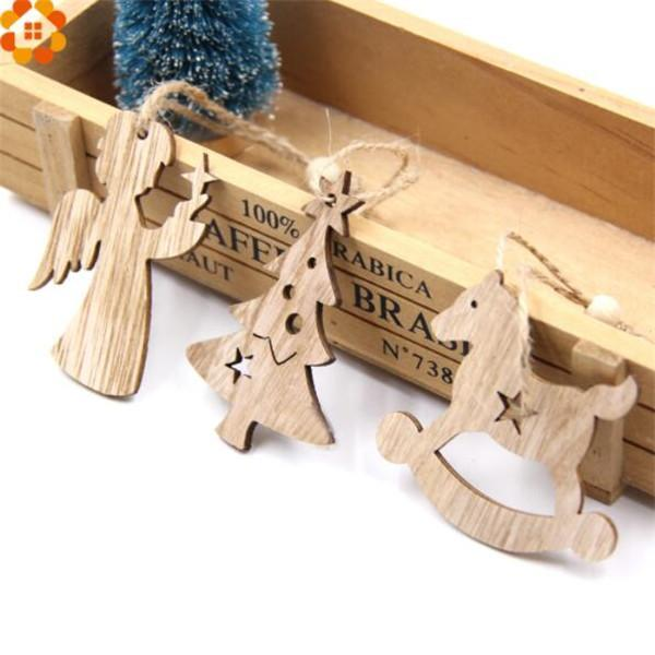 Christmas Wooden Pendants Ornaments-Christmas-prime4choice.com-