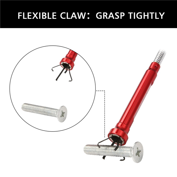 Claw Magnetic Pick-up Tool-Home Tools-Prime4Choice.com-