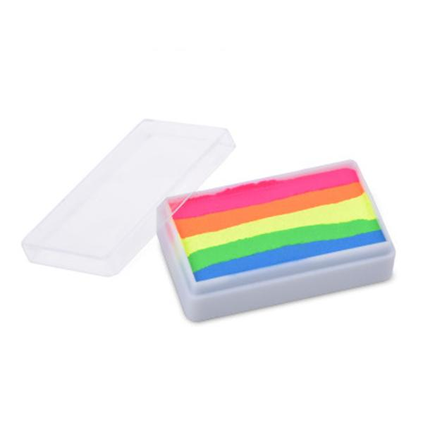 Face Paint Stroke Split Cake Rainbow Neon-Body Beauty Care-Prime4Choice.com-10-