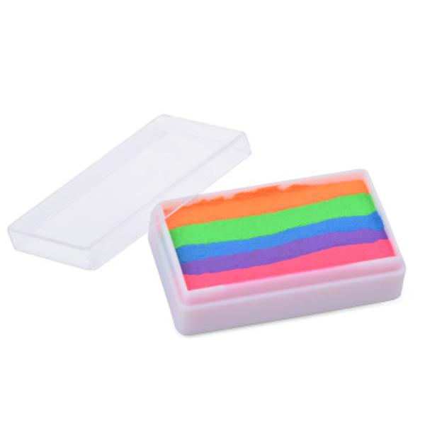 Face Paint Stroke Split Cake Rainbow Neon-Body Beauty Care-Prime4Choice.com-9-