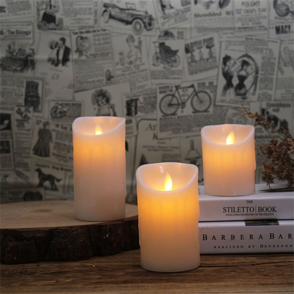 Glow Wick LED Candle-Home & Garden-Prime4Choice.com-