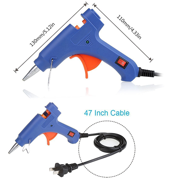 Hot Melt Glue Gun-Home Tools-Prime4Choice.com-